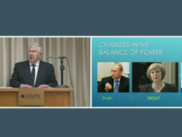 2016 EMF Conference Introduction: Changes in the Balance of Power: Putin, BREXIT and Trump - Air Cdre RAF (Retd.) Andrew Lambert 5-7 December, 2016