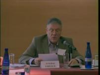 Is the Israeli-Palestinian: Arab Conflict Intractable? - Prof. Avishai Erlich October 23, 2009