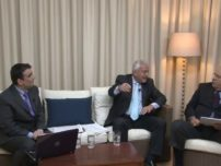 The Economic Dimensions of a Cyprus Settlement - Interview with Dr. Aris Petasis January 26, 2016  Larnaca, Cyprus