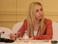 Greece: An Emerging Energy Player in the East Mediterranean - Antonia Dimou, Institute for Security and Defense Analysis, Greece, 13th December 2017